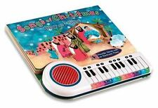 Songs of Christmas: Play and Sing 12 Favorite Carols with an Electronic Piano