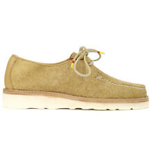 Sperry Men's Cloud Suede Captain's Oxford Tan Shoes STS22447 NEW