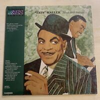 Fats Waller Songs And Swings LP Camden Jazz Quintessence Mono + Shrink M-!!!!