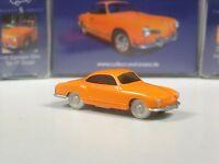 Wiking C&I Sondermodell VW Karmann Ghia Typ 14 Coupé orange