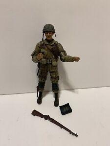 elite force 1 18 Paratrooper Figure