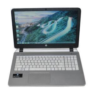 """HP 15-p001AU 15.6""""  Laptop AMD A4-6210 CPU 4G RAM 500G HDD Win  8.1"""