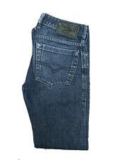 Original Diesel Zatiny 0088Z Regular Bootcut Indigo Denim Jeans W28 L30 ES 7509