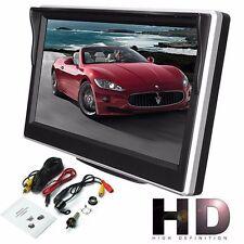 12.7cm 800*480 TFT LCD HD Ecran Moniteur pour voiture arrière Rétroviseur backup