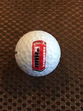 LOGO GOLF BALL-RED TELEPHONE BOOTH...AWESOME LOGO