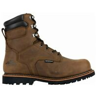 """Thorogood TH804-3237 Men's 8"""" Waterproof Composite Safety Toe Work Boots Shoes"""
