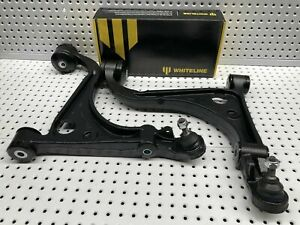 H-PERFORMANCE WHITELINE FORD BA BF XR6 F6 TURBO FPV FRONT LOWER CONTROL ARMS