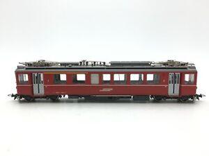 BEMO 1265 134 H0m Elettromotrice RhB Abe 4/4 504 . (DC)