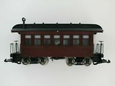 Hartland G-Scale Short Coach Undecorated Maroon 06101