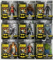 "Choose your BATMAN The Caped Crusader Chaos Creature 4"" Action Figure!!!"