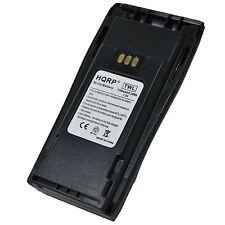 HQRP Batería para Motorola NNTN4496 NNTN4496R NNTN4496AR CP-340 CP-360 CP-380