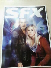 SFX Magazine 128 DOCTOR WHO MARCH 2005   Subscription Edition RARE