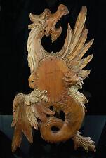 Marcos de madera en miniatura barroco 18.jh. Venecia Baroque frame 18th C. Italy Dragon