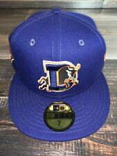New Era MiLB Durhum Bulls International League 59FIFTY Fitted Cap 7 NWT
