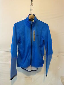 Louis Garneau Torrent RTR Jacket Men's Medium Curacao Blue Retail $189.99