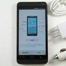 HTC One M7 PN07200 32GB Black (Sprint) Smartphone 4G LTE Fast Shipping