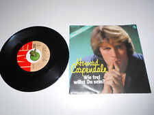 Howard Carpendale - Wie frei willst Du sein ? (1979) Vinyl 7` inch Single Vg +