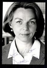 Dorothea Senz Foto Original Signiert ## BC 28320