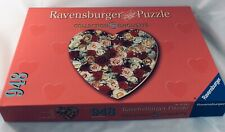 "Ravensburger Jigsaw Puzzle  948 Pieces Heart   26.4"" × 26.4"