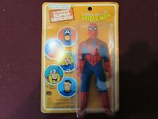 Mego 1979 The Amazing Spider-Man Action Figure (French Card)