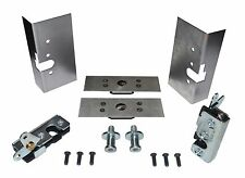 medium Bear jaw Latches with install kit street rod rat rod made in usa