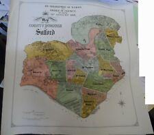 1921 Salford Map