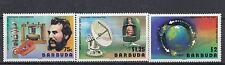 Barbuda 1977 Centenario prima linea telefonica 281-83   MNH