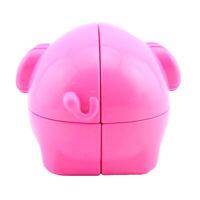 Elephant Magic Cube Speed Twist Puzzle Fidget Stress Relief Toy Boy Gift #B