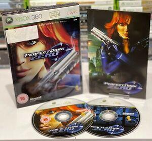 Perfect Dark Zero Limited Collector's Steelbook Edition (Xbox 360)