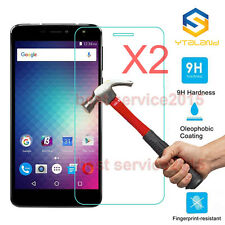 2Pcs 9H+ Premium Tempered Glass Film Screen Protector For BLU Studio XL 2 6inch