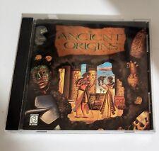 Ancient Origins software Cd ancient civilization history cultures archeology