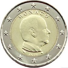 2 EURO COMMEMORATIVE MONACO 2016 NEUVES