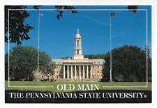 3 PC LOT~OLD MAIN,,BEAVER STADIUM,NITTANY LION~THE PENN STATE~UNIVERSITY PARK,PA