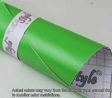 【MATT】Vehicle Wrap Vinyl【100mm(3.9in)x 200mm(7.9in)】Air/bubble Free Film Sticker