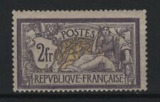 "FRANCE STAMP TIMBRE N° 122 "" MERSON 2F VIOLET ET JAUNE "" NEUF xx TB A VOIR  R896"