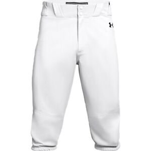 Under Armour Youth Icon Knicker Baseball Pant