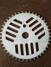 GT BMX Old School aluminum racing chainring sprocket 43T Winged Logo