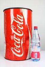 Coca Cola Werbe Tonne deutsch chinesisch Dose H47cm Vintage Can 70er Jahre