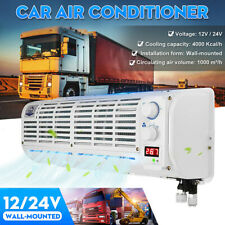 12V/24V Car Wall-mounted Air Conditioner Cooling Fan Cooler For Caravan Truck