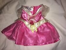 Build a Bear Sleeping Beauty 'Aurora' Dress