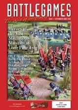 Battlegames-número 4-Sep/Oct 2006-héroes del este: Miyamoto Musashi