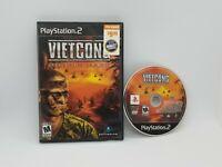 Vietcong: Purple Haze (Sony PlayStation 2, 2004)
