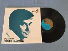 1968 MGM Singapore Release The Best Of Johnny Tillotson LP 黑膠唱片