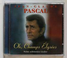 Jean-Claude Pascal Oh, Champs Élysées - Seine Schönsten Lieder GER CD 2001