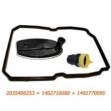 For Mercedes Transmission Filter & Connector & Gasket Kits 2035400253,1402770095