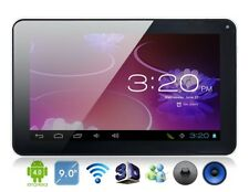 Nice 9 inch Android Core Google Tablet Kids PC 4GB HD Touch Screen Camera Wifi