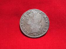 LOUIS XV  : ECU AU BANDEAU 1766  L    !