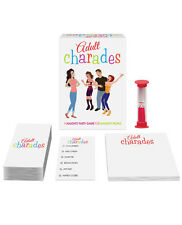 Novelty Adult Charades Naughty Party Game