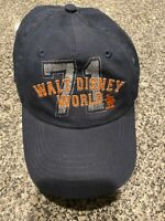 Disney Parks Authentic Walt Disney World Baseball Cap Hat Mickey Embroidered.