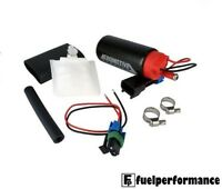 AEROMOTIVE 340 LPH Stealth In Tank Fuel Pump Offset Inlet Inline  #11542 340LPH